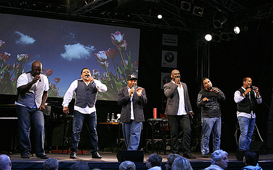 Take 6 - die weltbeste Jazz-A-Capella Gruppe aus den USA